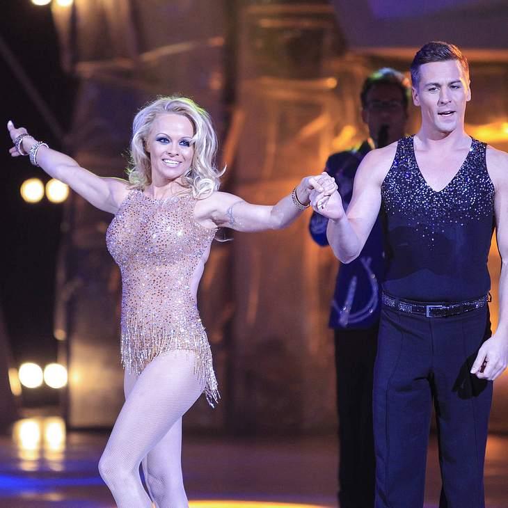 Pamela Anderson tanzt erneut für Reality-Show