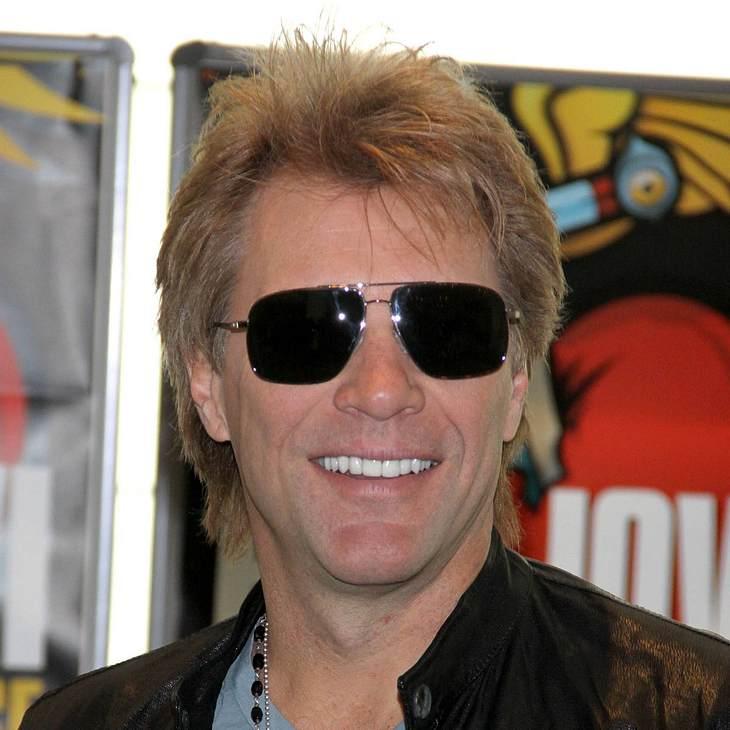 Jon Bon Jovi ist keine Diva