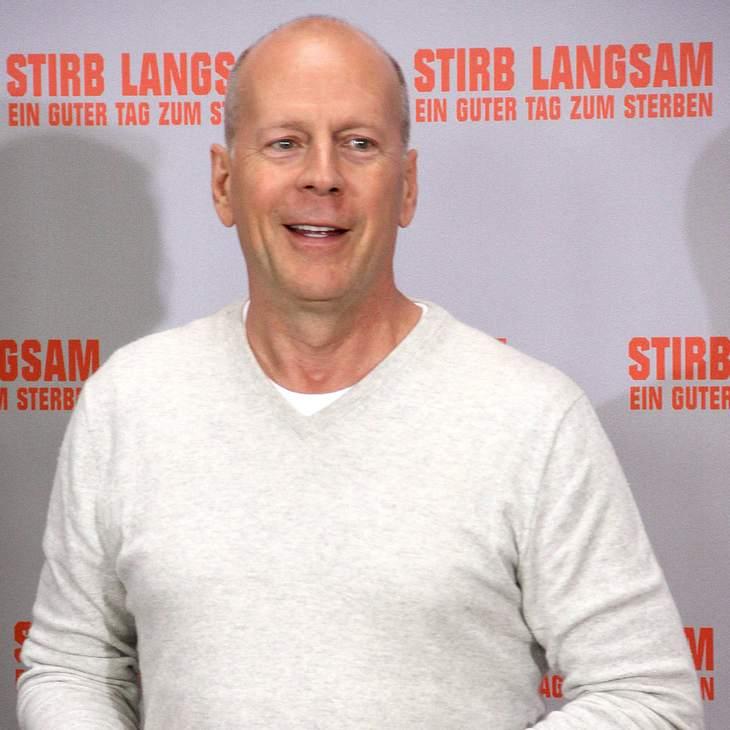 """Bruce Willis: """"Stirb langsam"""" nie als Mehrteiler geplant"""