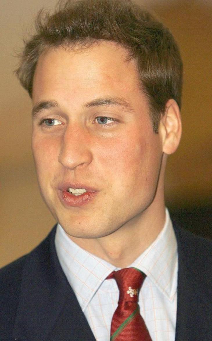 Prinz William spielt Börsenmakler für einen Tag