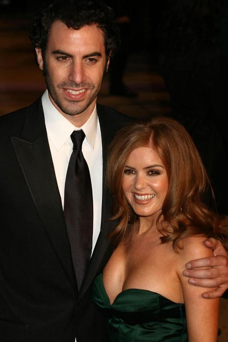 Sacha Baron Cohen & Isla Fisher: Zweites Baby da?