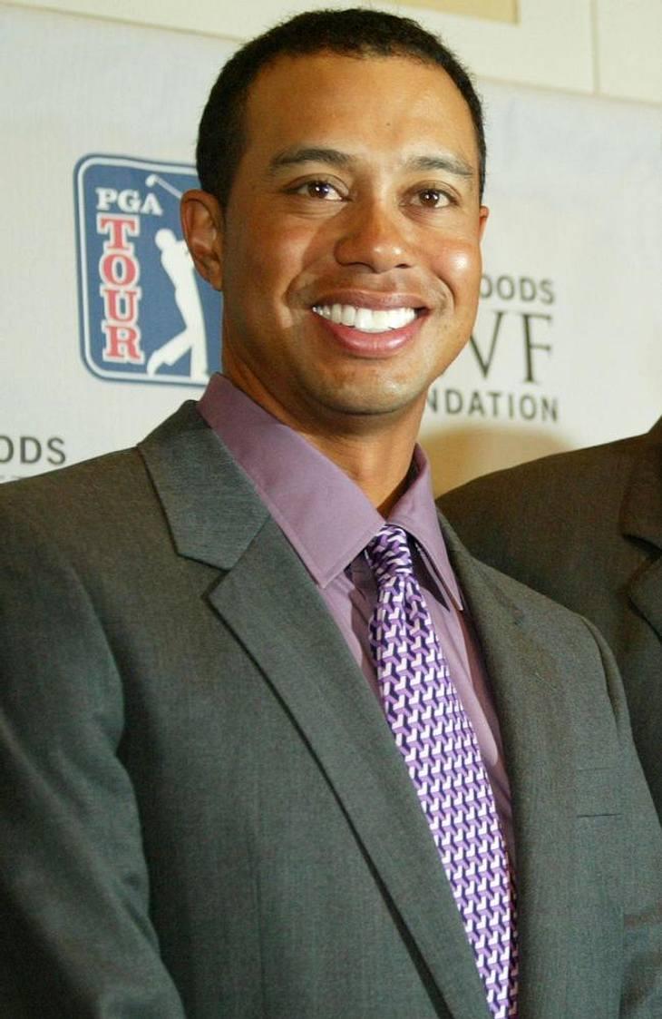 Tiger Woods geschieden