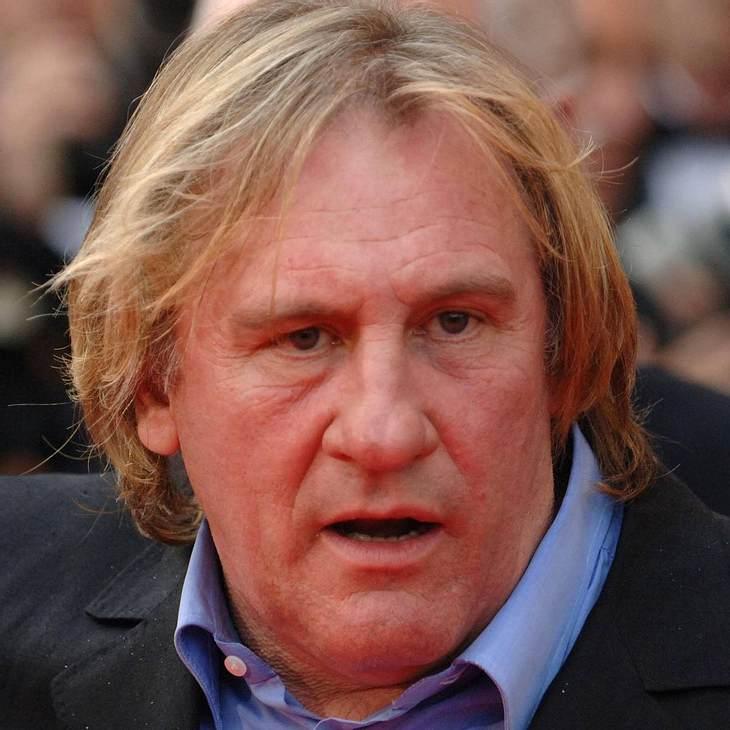 Gerard Depardieu wird Russe