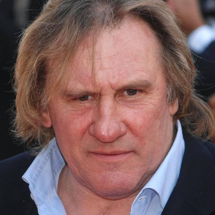 Gerard Depardieu: Kein Interesse mehr an Hollywood