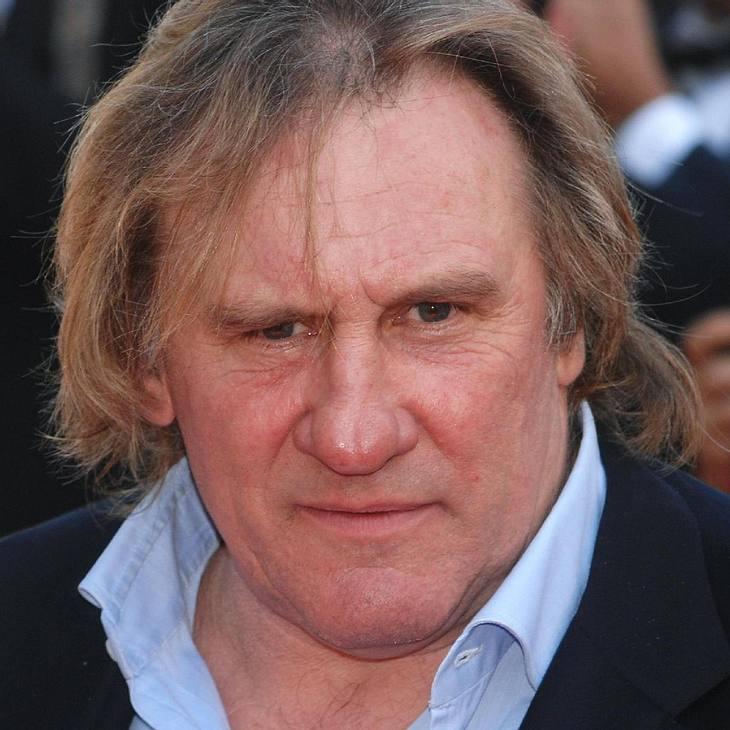 Gerard Depardieu spielt Dominic Strauss-Kahn