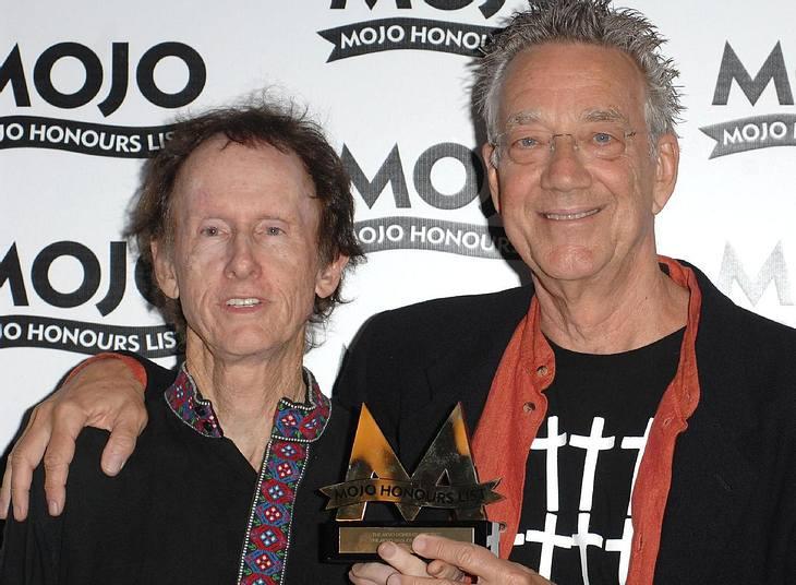 The Doors, Beach Boys und Brown in Grammy-Ruhmeshalle