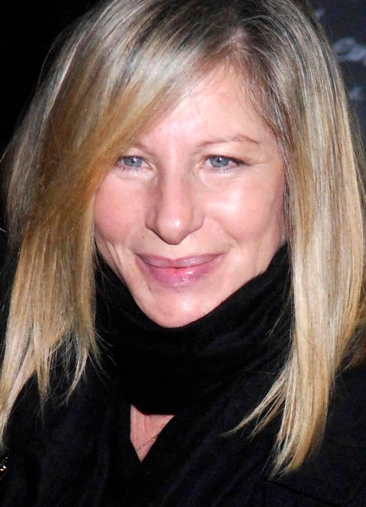 Barbra Streisand als Puppe