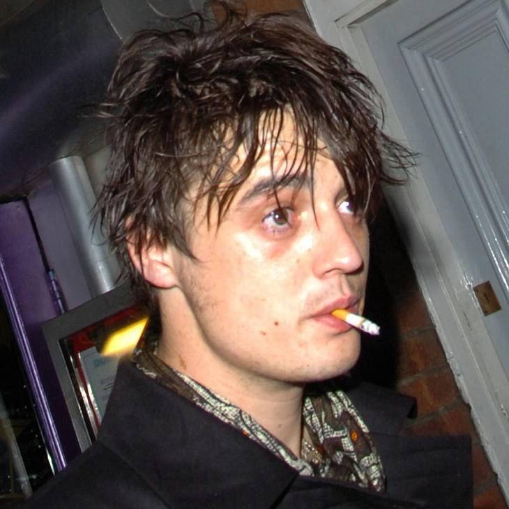 Pete Doherty: Zu betrunken um sich an Einbruch zu erinnern