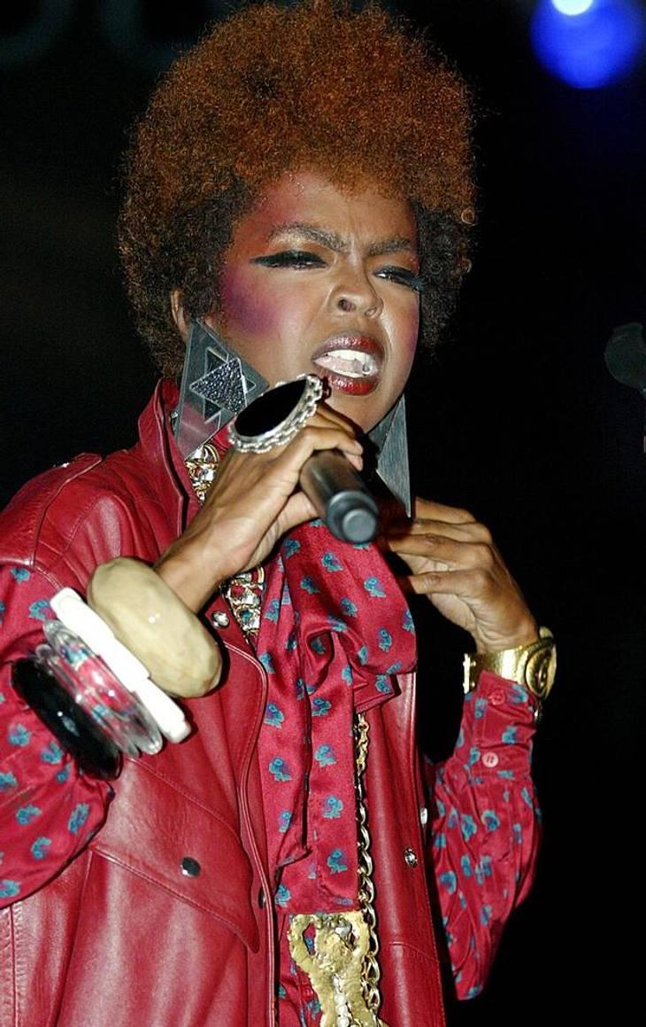 Lauryn Hill plant neues Album
