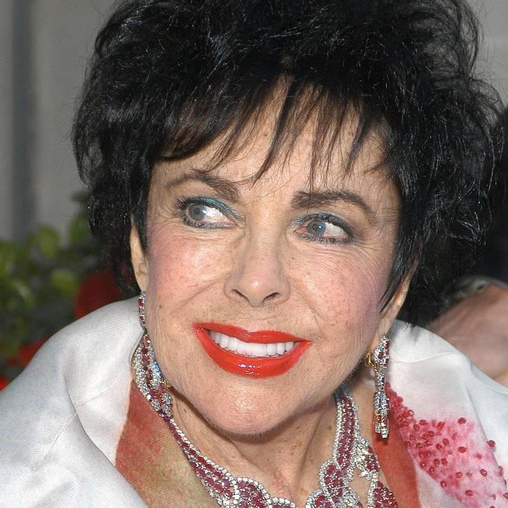 Elizabeth Taylor: Rekordverdächtige Juwelen