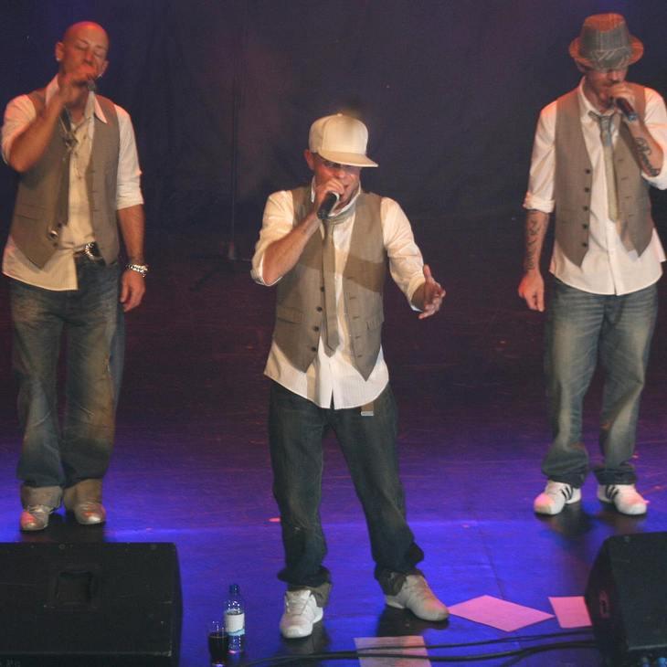 East 17 verschieben Comeback-Tournee