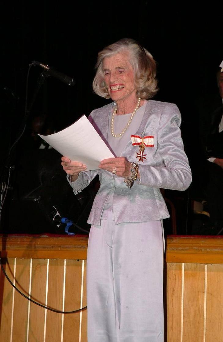 Eunice Kennedy Shriver gestorben