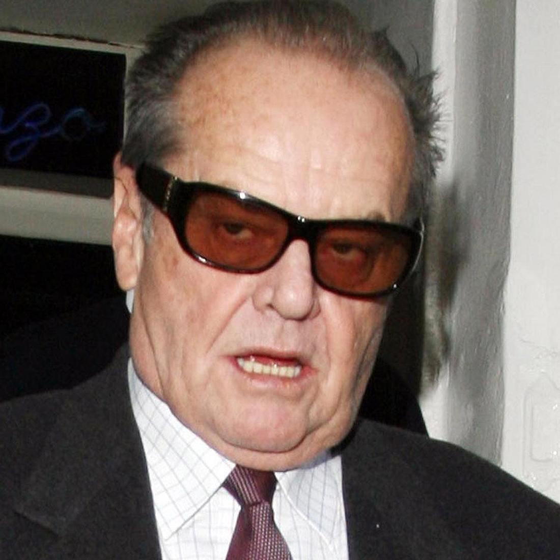 Jack Nicholson: Haus in den Hollywood Hills abgebrannt