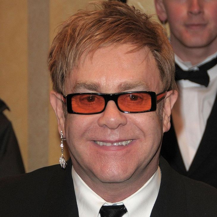Elton John hofft auf eine Tochter für die Beckhams