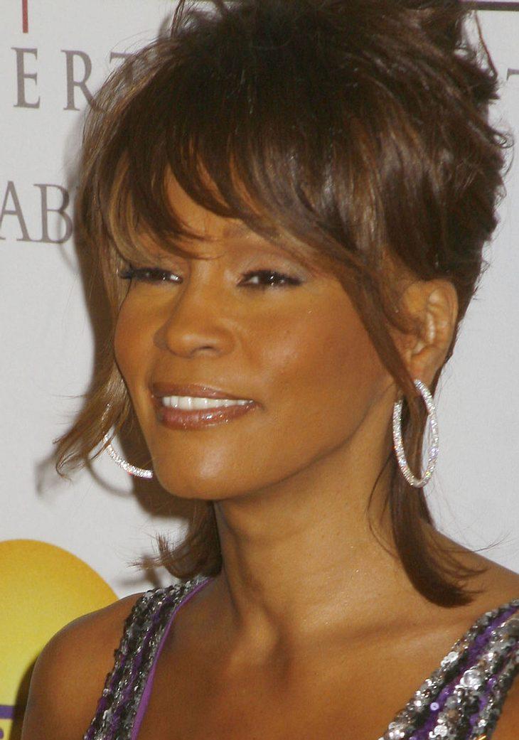 Veranstalter verteidigt Whitney Houstons Performance