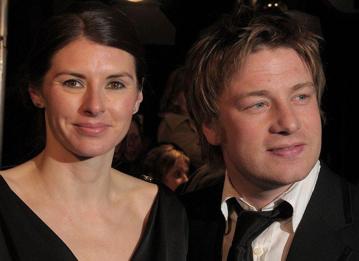 Viertes Kind für Jamie Oliver