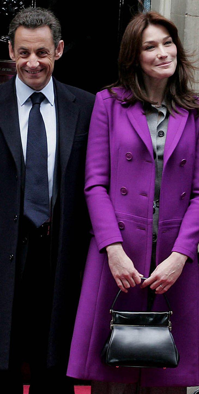 Sarkozy wird Opa