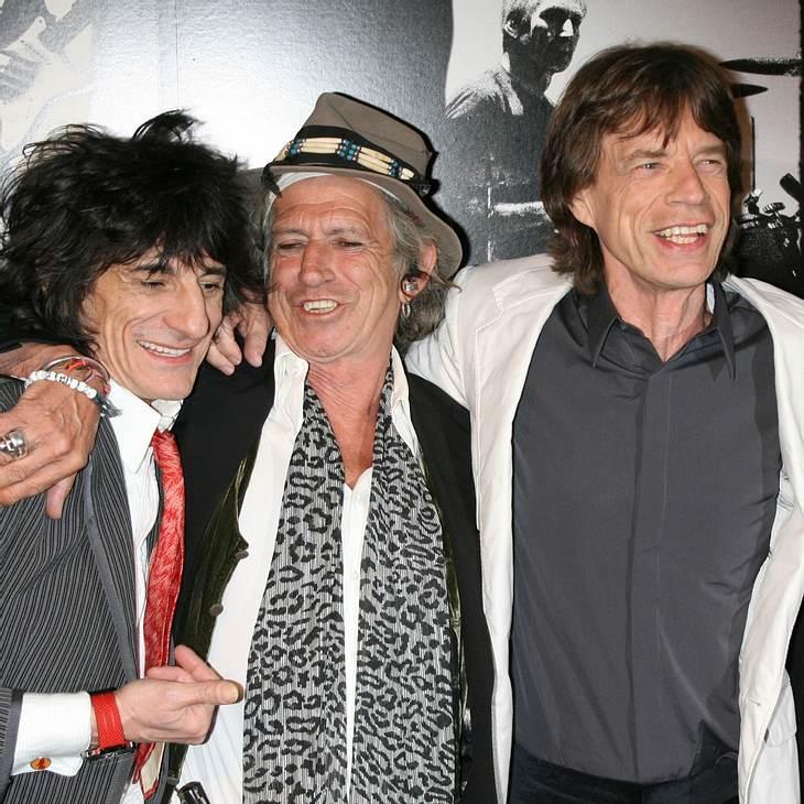 Rolling Stones: Neue Dokumentation in Arbeit