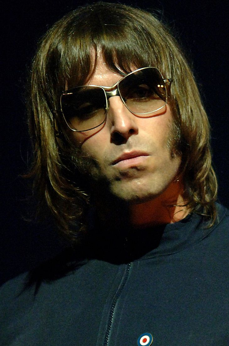 Liam Gallagher setzt Oasis fort