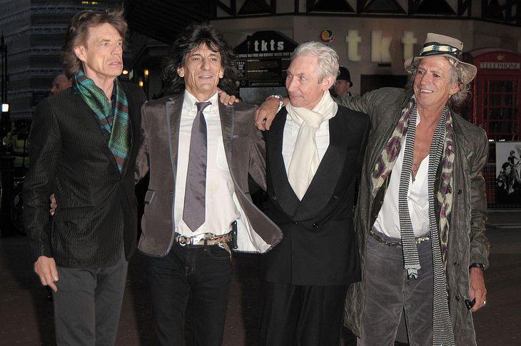 Rolling Stones sind der Top-Touract der 2000er