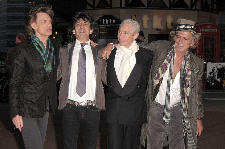 Rolling Stones beim 2010er Glastonbury-Festival?