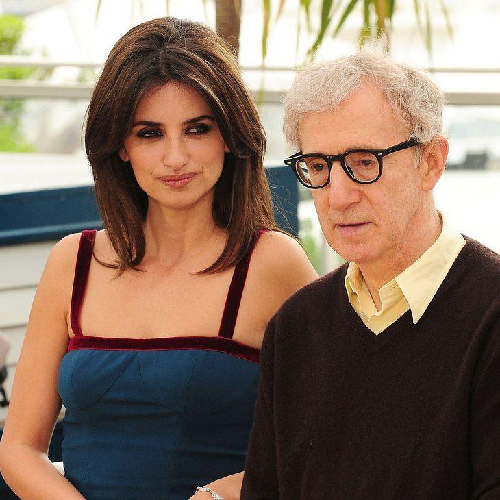 Woody Allen: Blindes Vertrauen in Penélope Cruz
