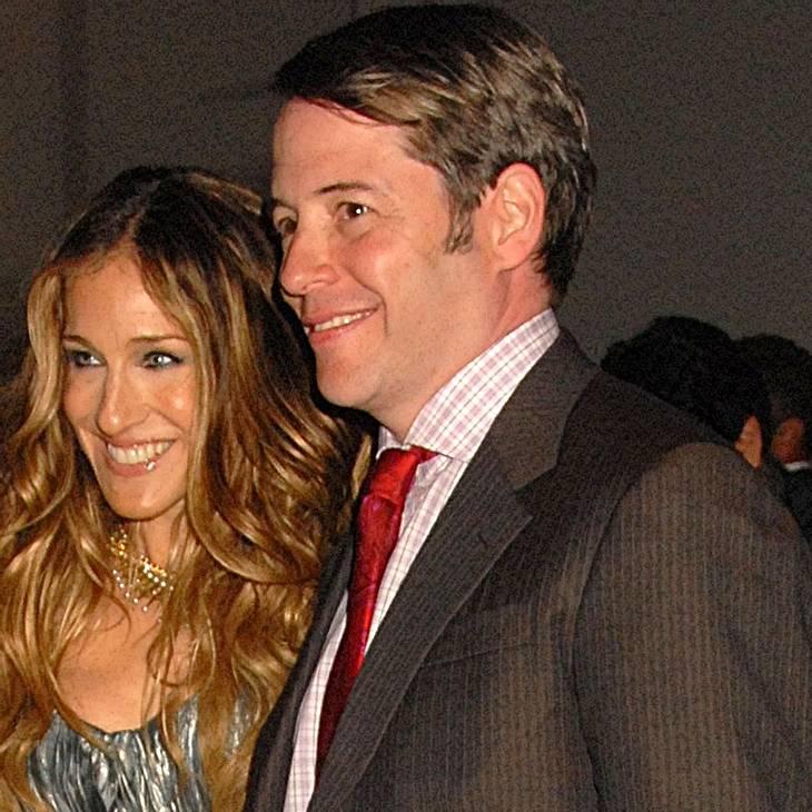 Sarah Jessica Parker: Überraschungsparty für ihren Mann