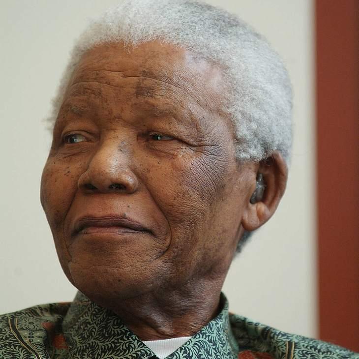 Nelson Mandela aus Krankenhaus entlassen