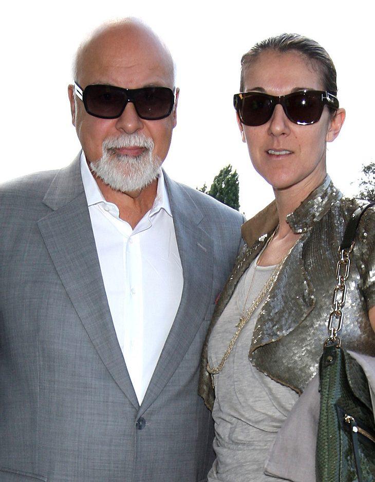 Celine Dion ist schwanger mit Zwillingen
