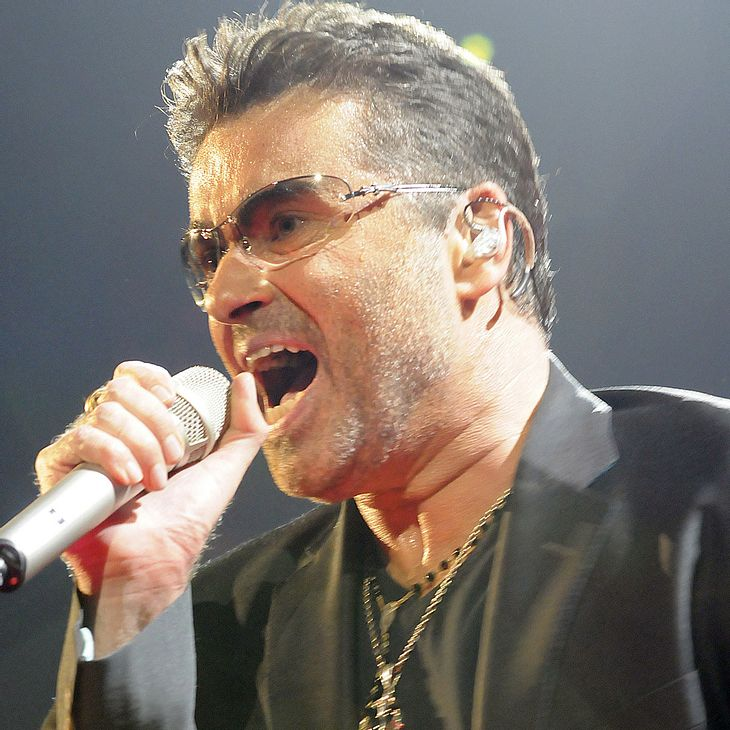 George Michael schrieb Duett für Amy Winehouse