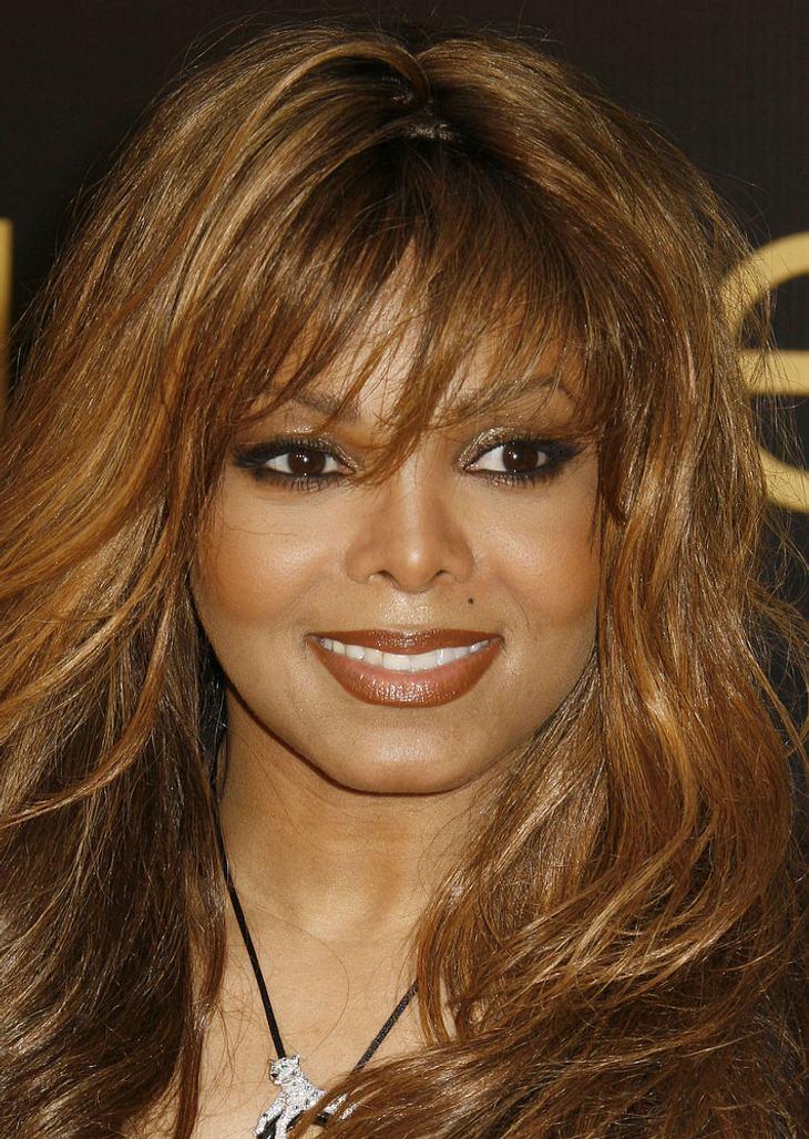 Janet Jackson bei den MOBO Awards