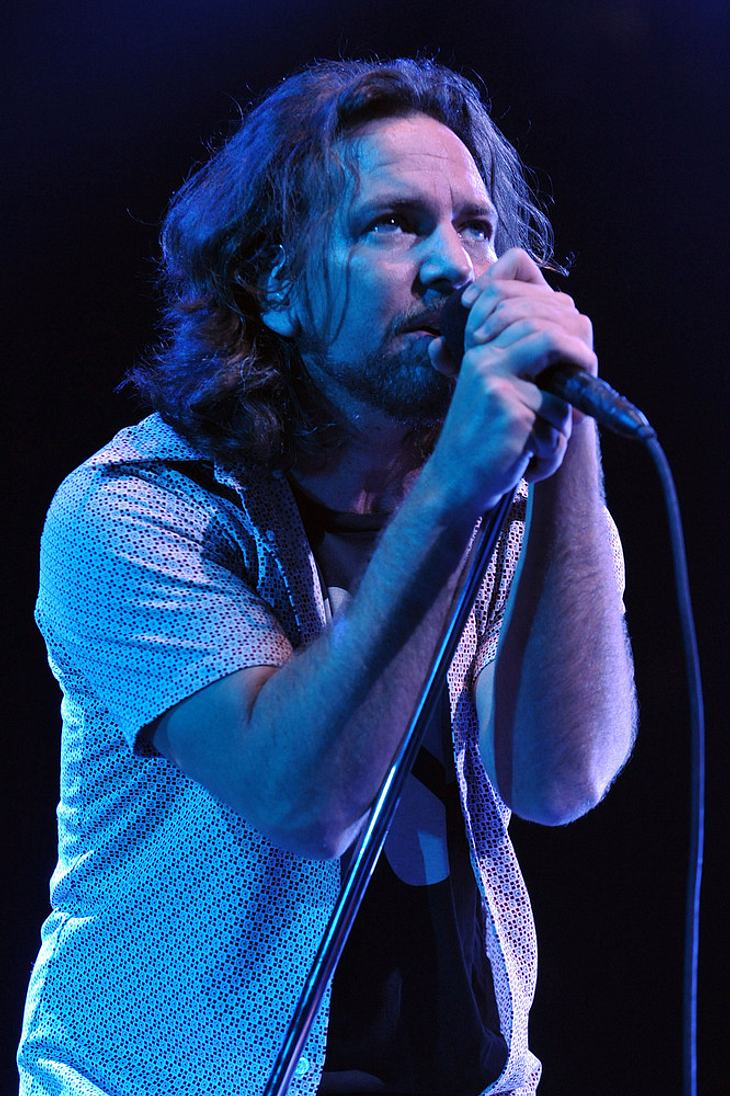 Pearl Jam nehmen Auszeit