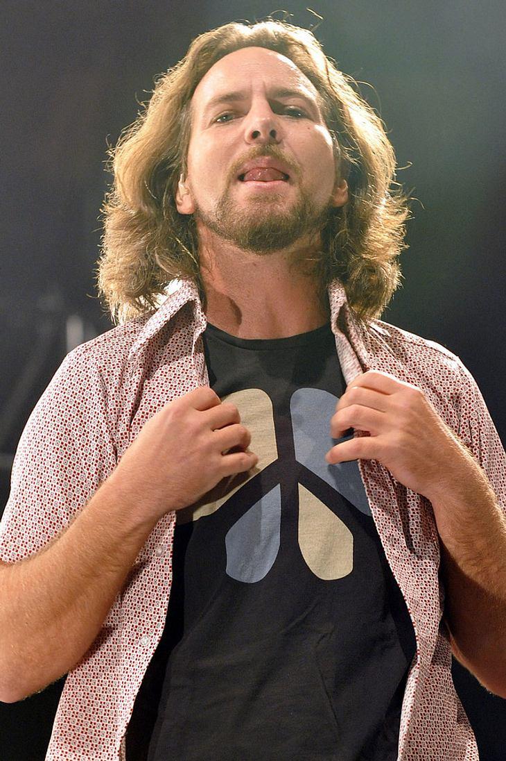 Eddie Vedder hat geheiratet