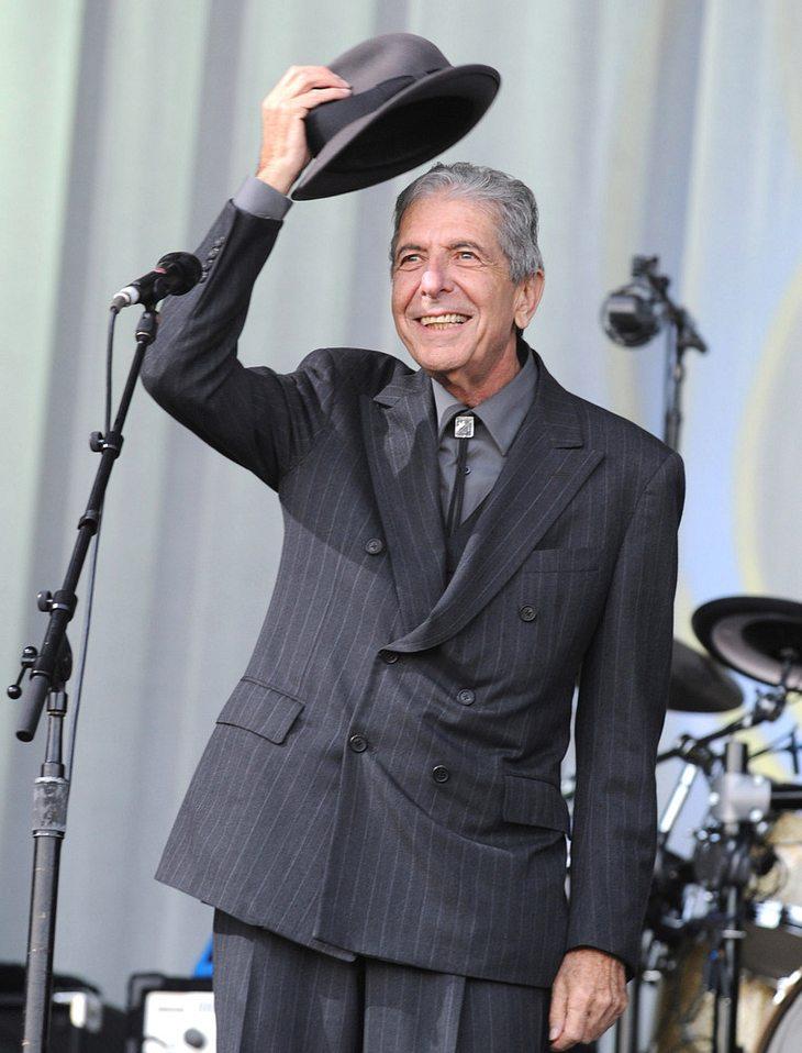 Lebenswerk-Grammy für Cohen und Michael Jackson