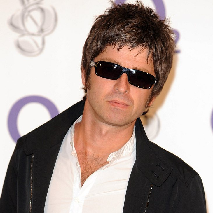 Noel Gallagher spendet Platin-Album