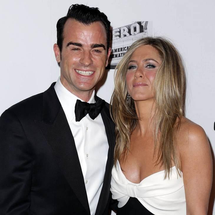 Jennifer Aniston: Lädt sie Brangelina zur Hochzeit ein?