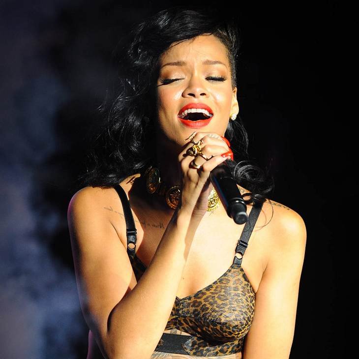 Rihanna: Rita Ora schnappt ihr Filmrolle weg!
