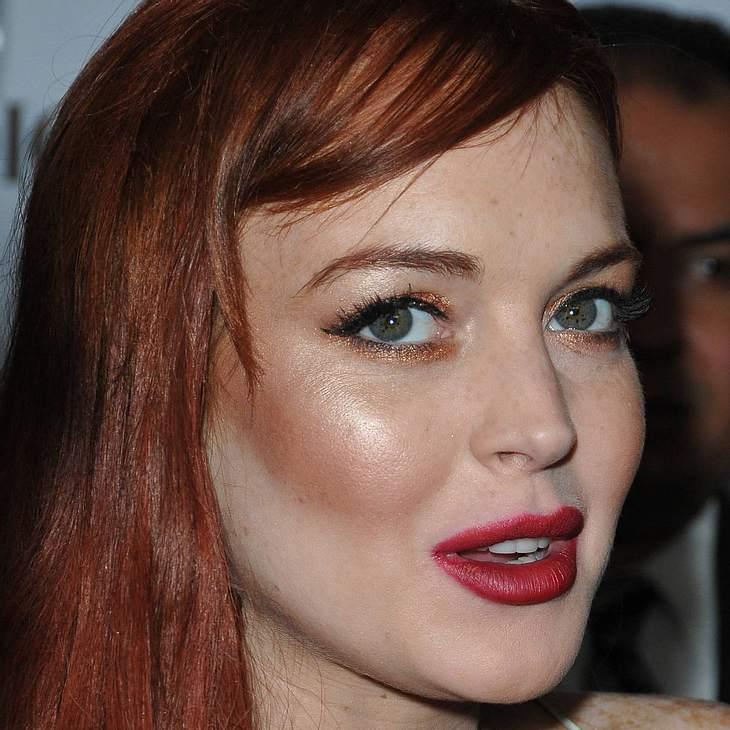 Lindsay Lohan wünscht sich eigene Sitcom