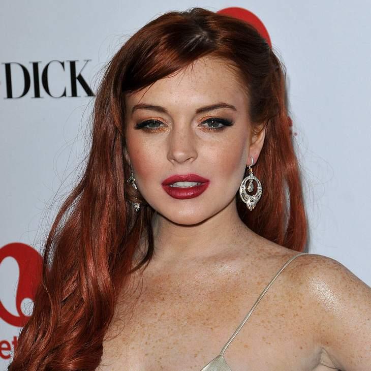 Lindsay Lohan festgenommen!