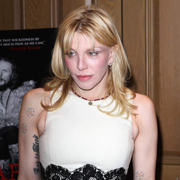 Courtney Love: Sauer auf Paul McCartney