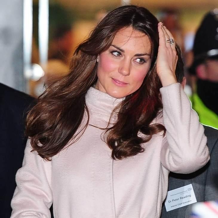 Kate Middleton: Schwangerschaft bestätigt!