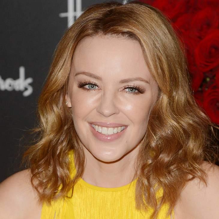 Kylie Minogue hat Angst vor ihrem Gesicht
