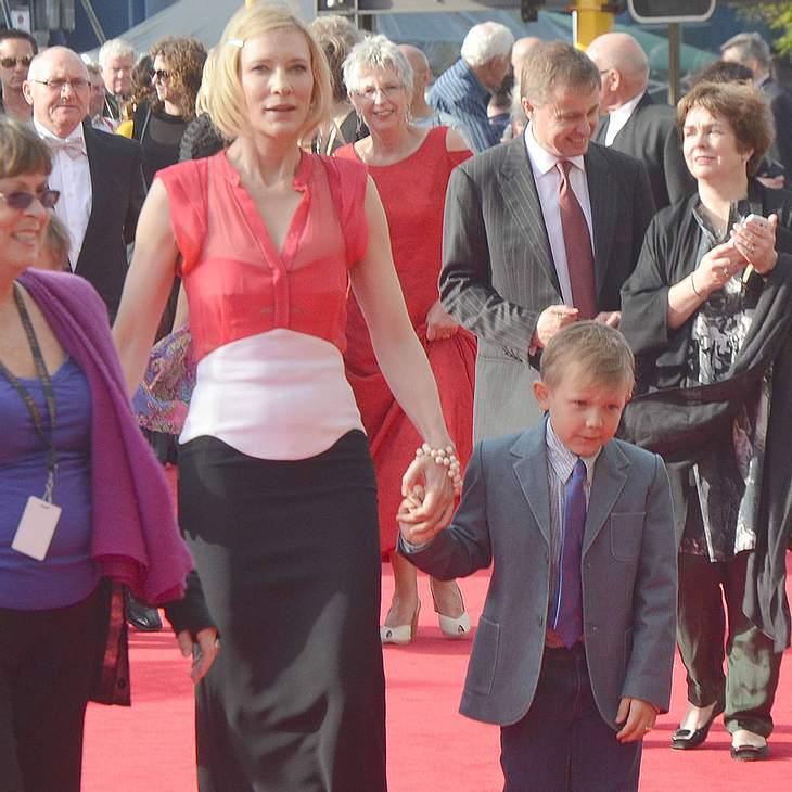 Cate Blanchett: Familie geht über Beruf