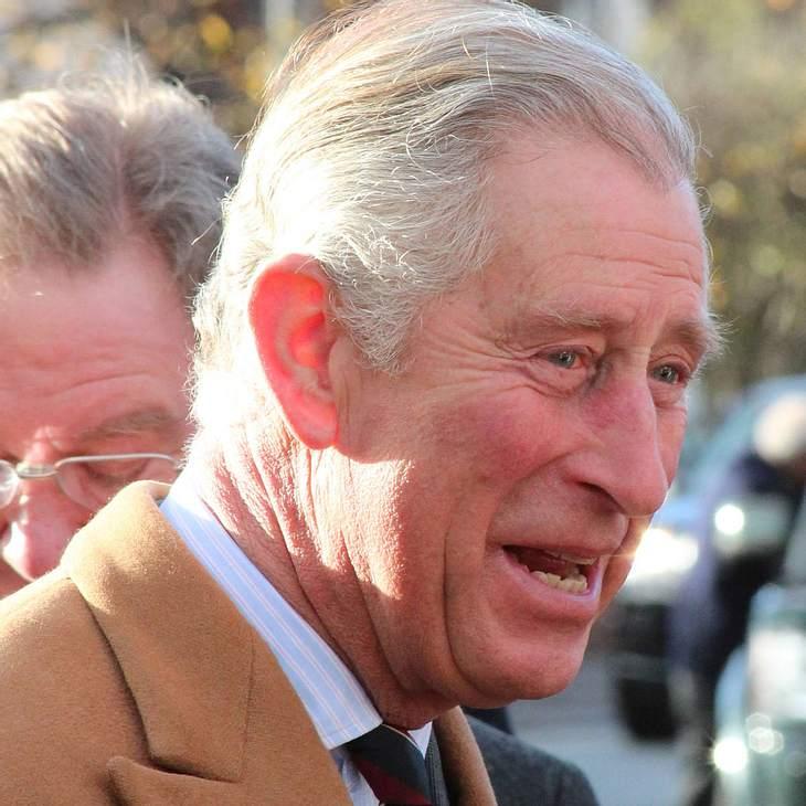 Prinz Charles sorgt sich um seine Familie