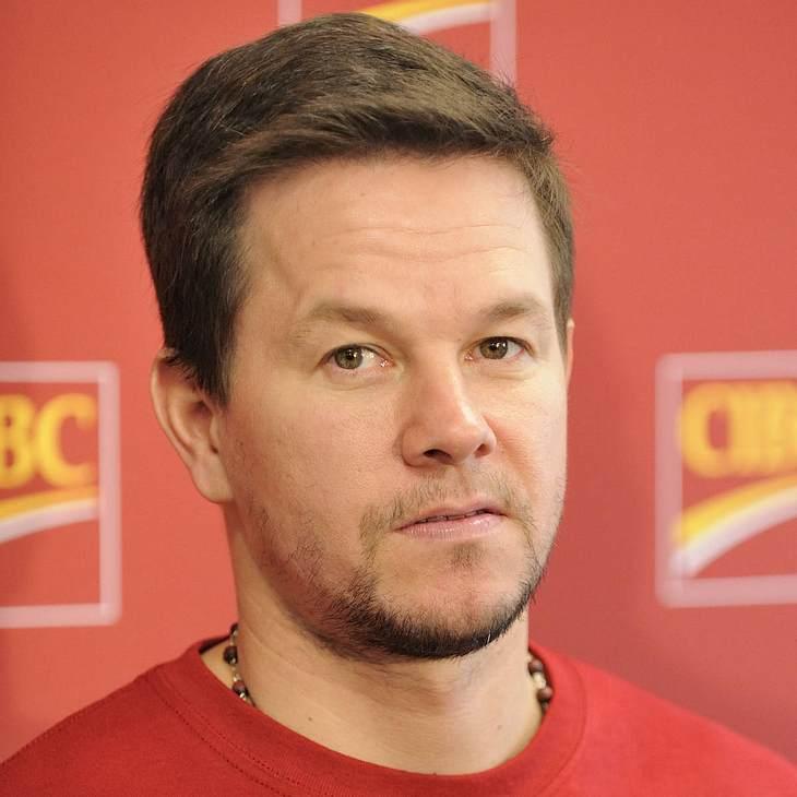Mark Wahlberg beschwipst in Talkshow