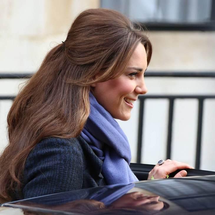 Kate Middleton: Angst vor Terroristen