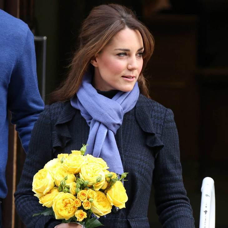 """Kate Middleton: Nennt sie ihr Kind """"Diana""""?"""