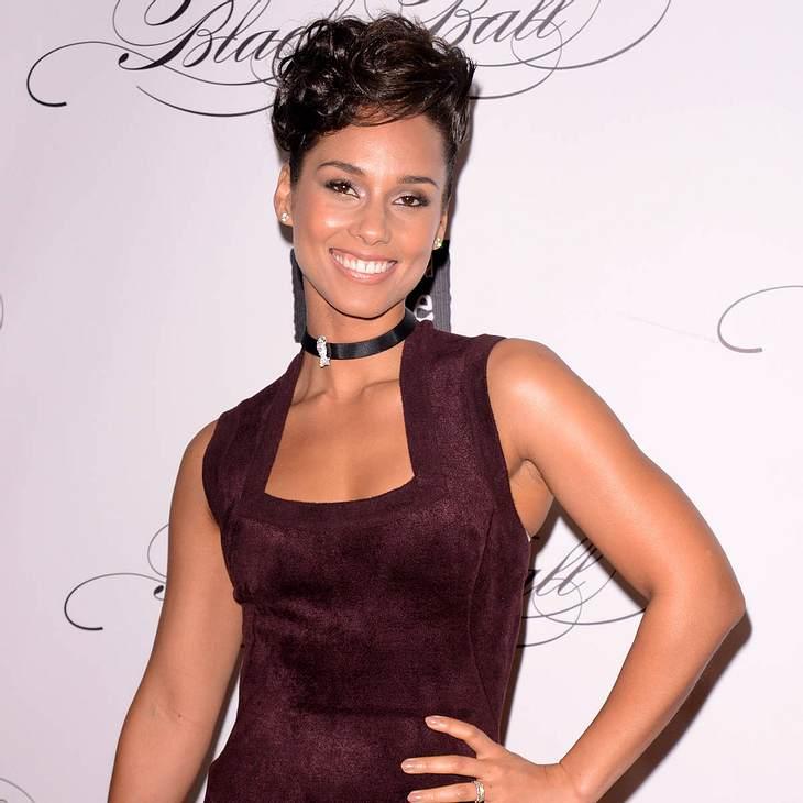 Alicia Keys nimmt 1,3 Millionen für Charity ein
