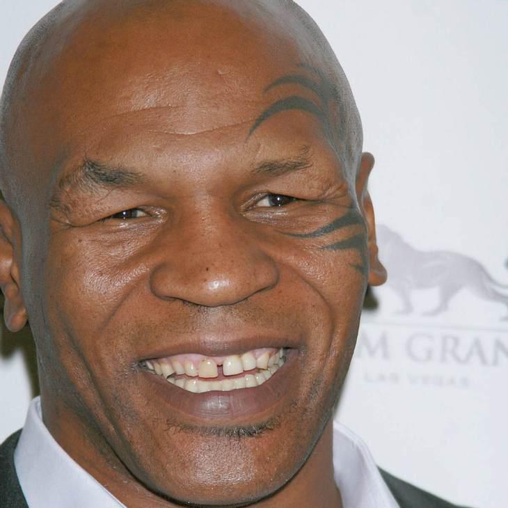 Mike Tyson ergattert erste richtige TV-Rolle