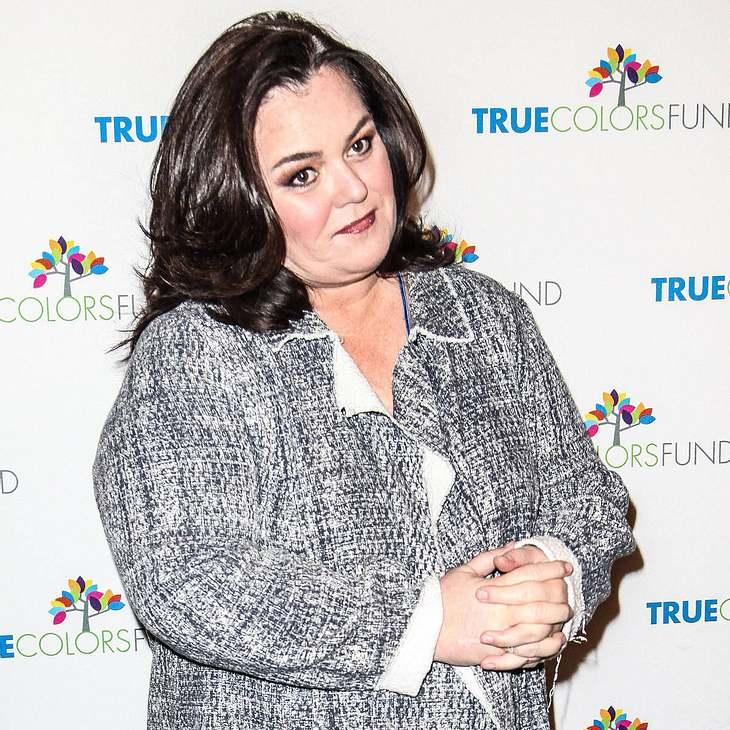 Rosie O'Donnell hat die Scheidung eingereicht